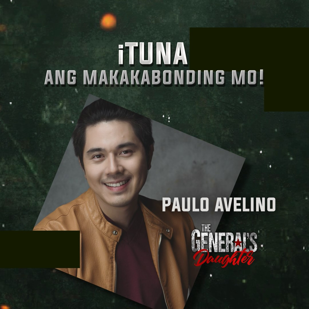 Paulo Avelino of The General's Daughter will join Kapamilyas in GenSan at the Tuna Festival