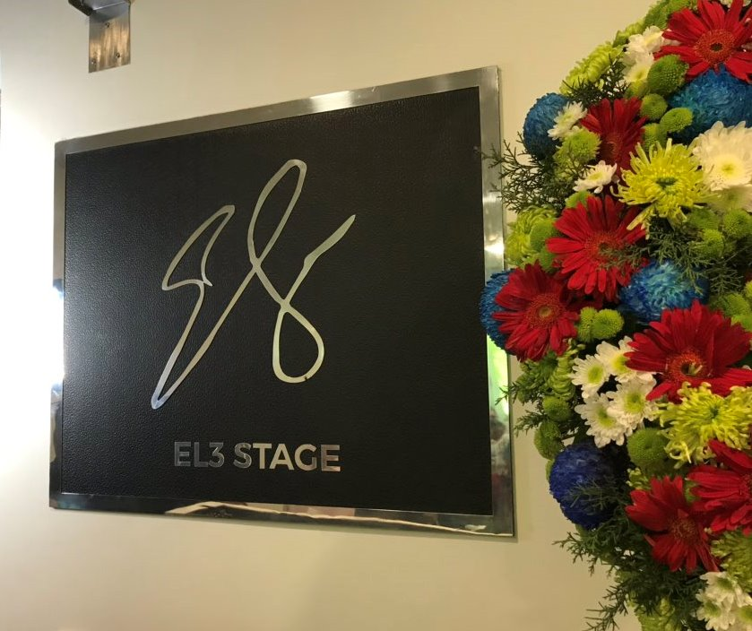 Stage 1 of the Sound Stages is named after ELIII