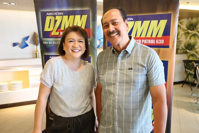 Join Winnie Cordero and Ariel Ureta Monday to Friday at 3 pm on DZMM 630 and DZMM TeleRadyo
