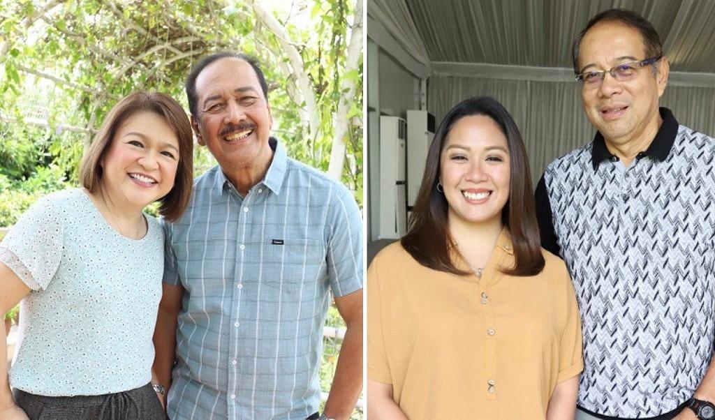Ariel-Winnie, Danny-Rica, DZMM's tandems in public service