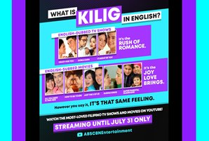 ABS-CBN Entertainment YouTube channel rolls out English subtitles and dubbing for Filipino movies, series