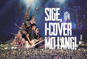 "Join 6Cyclemind's ""Sige I-cover Mo Lang!"" contest"