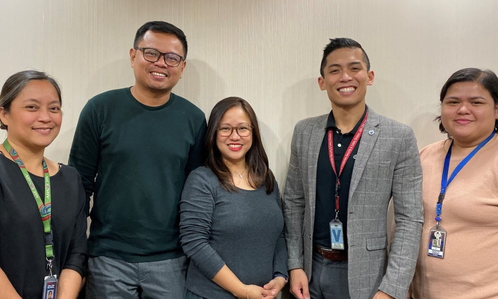 PANSIN Project founder Dr. Antonio Moya visits ABS-CBN office in Manila, explores a future partnership with ABS-CBN TFC