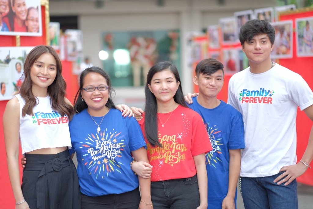 Family is Forever ABS CBN Christmas Station ID (9)