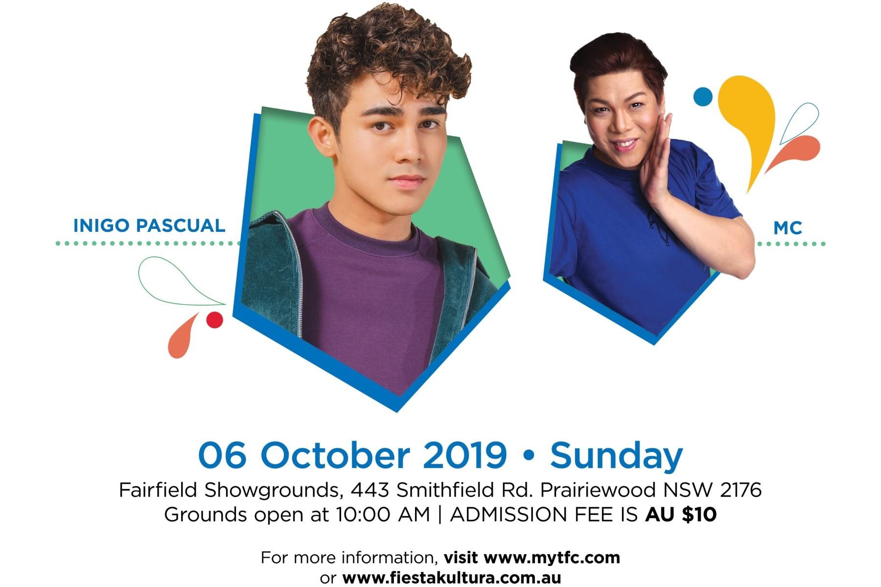 "TFC joins the biggest Filipino gathering in Australia via ""TFC Sama-Saya Kapamilya"" event"