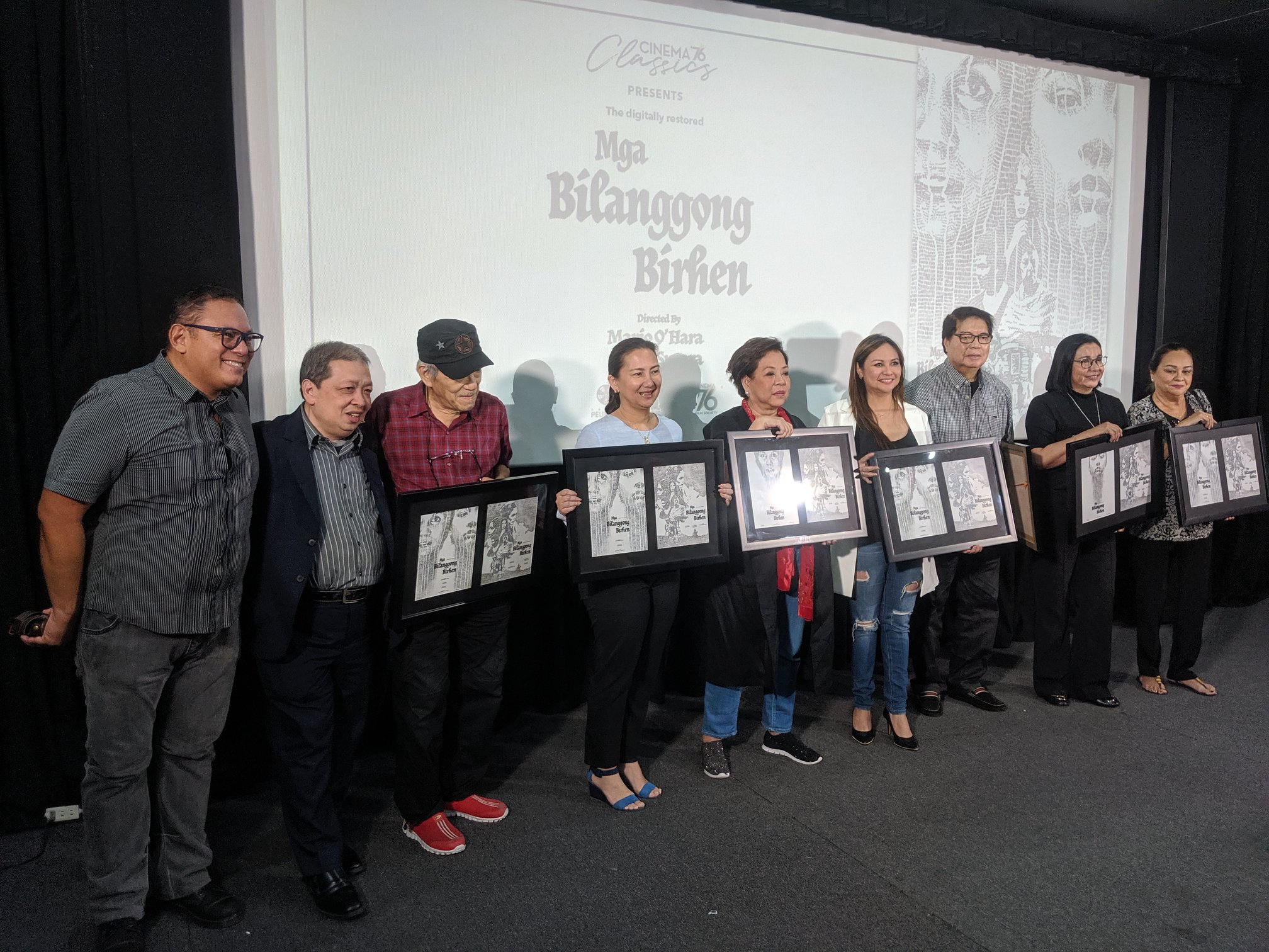 "Digitally restored 1977 MMFF Movie ""Mga Bilanggong Birhen"" to screen at Cinema 76 Classics"