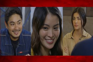 """Jane gets jealous of sister's closeness to Coco in """"FPJ's Ang Probinsyano"""""""
