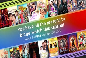 Stay home and binge on free Filipino movies this April on TFC Online