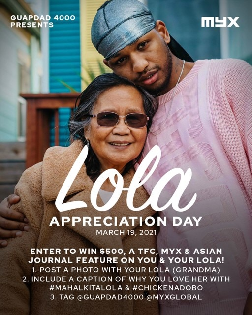 Guapdad 4000 x !llmind's '1176' Album Release on March 19 coincides with Lola (Grandmother) Appreciation Day