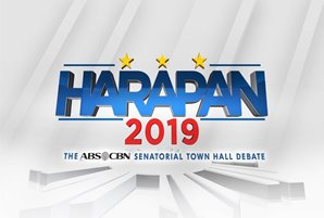 "19 more senatorial hopefuls rise to the challenge on week 3 of ""Harapan 2019"""