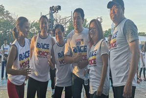 "Hundreds of Kapamilyas run for the elections in ""Race Your Voice"""