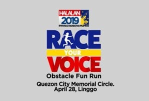 "Run to ""Race Your Voice"" and vote wisely this May"