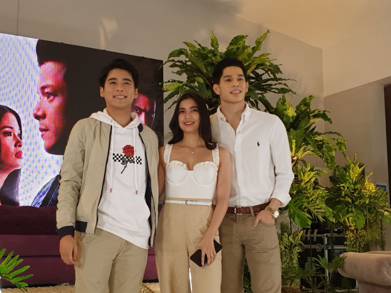 JC Alcantara, Jane De Leon, and Gab Lagman