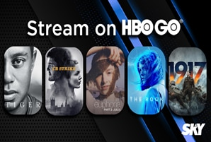 SKY brings highly-acclaimed shows, movies on HBO GO this January