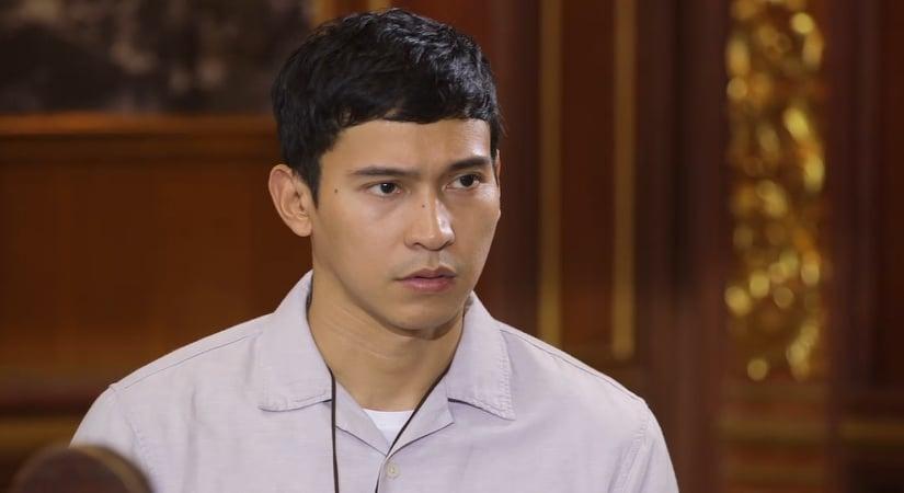 Father Seb (Enchong Dee) in Huwag Kang Mangamba