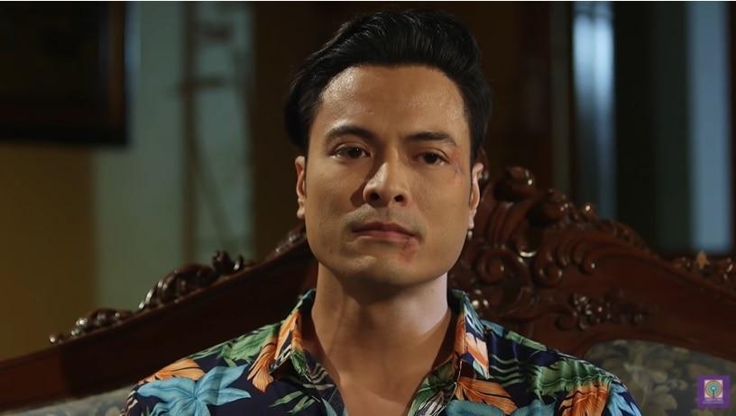 Diego (Rafael Rosell) in Huwag Kang Mangamba 2