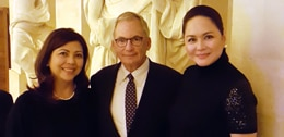 ABS-CBN President, CEO & CCO Charo Santos-Concio graces International Emmys kick off