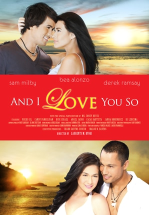 And I Love You So Movie