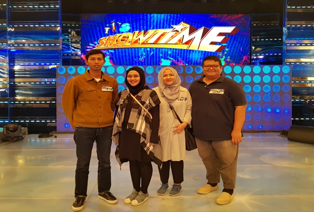 PH's top-rating noontime show lands landmark franchise in Indonesia