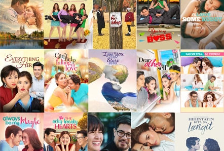 Hit ABS-CBN movies to be shown in China