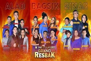 "60 ""Tawag ng Tanghalan"" singers return to ""It's Showtime"" for All-Star Grand Resbak showdown"