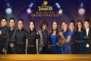"""Tawag ng Tanghalan"" firming up roster for grand finals"