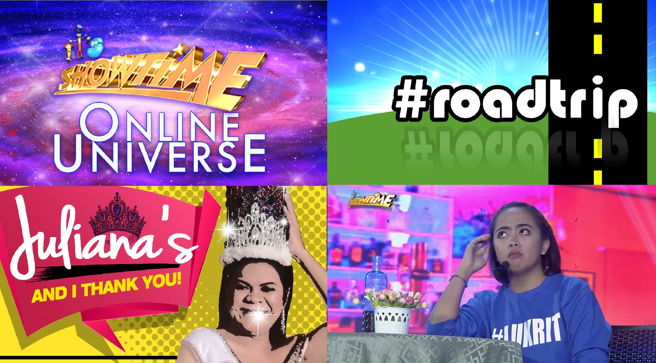 """It's Showtime"" launches 3 new digital shows on YouTube"