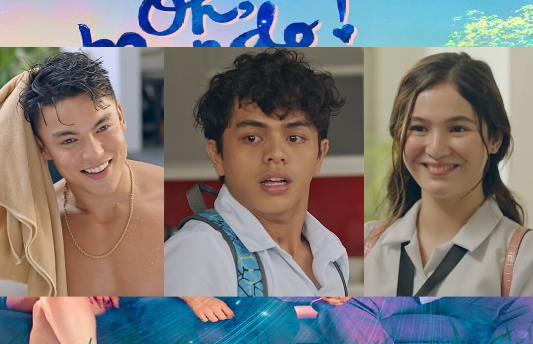 """iWantTFC's """"Oh, Mando"""" an instant fan fave, earns positive reviews for Pinoy flavor and relatability"""