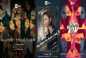 """Originals """"Septic Tank 3"""" and """"Mga Batang Poz,"""" LizQuen's """"Alone/Together"""" arrive on iWant this July"""