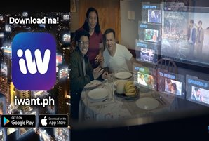 iWant houses biggest library of free movies, shows, and live events Filipinos want