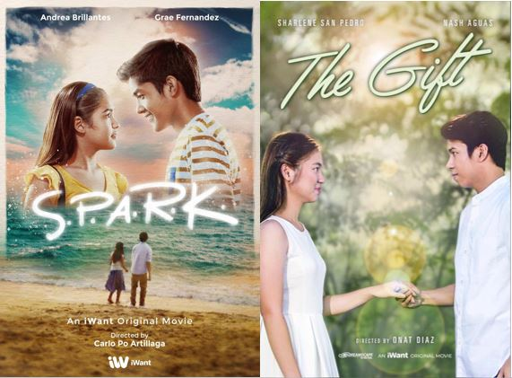 "iWant original movies ""The Gift"" and ""S.P.A.R.K."" generate buzz online"