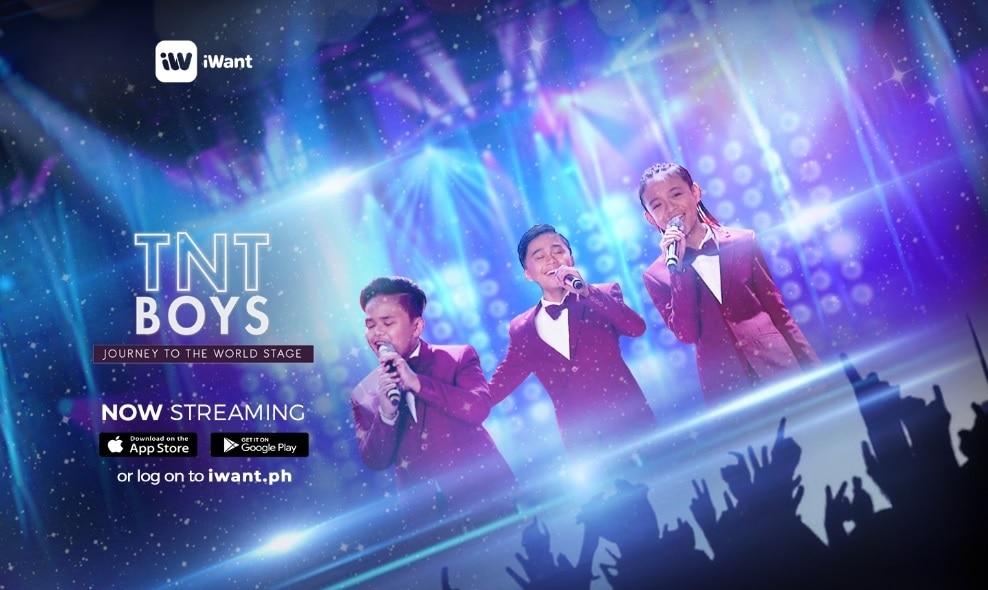 TNT Boys' journey to world stage revealed in iWant's original docu series