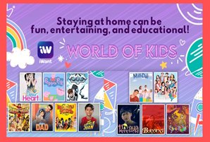 iWant rolls out new section to keep kids learning and entertained at home