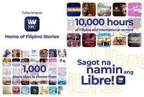 iWantTFC now offers free access to advance teleserye episodes, originals, and over 1,000 movies in PH