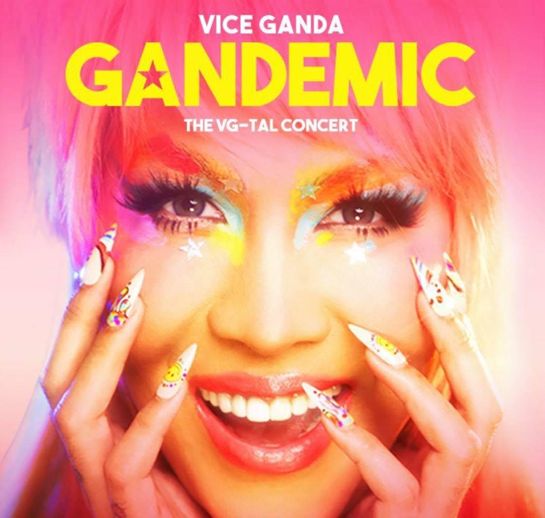Vice Ganda Gandemic The VG Tal Concert