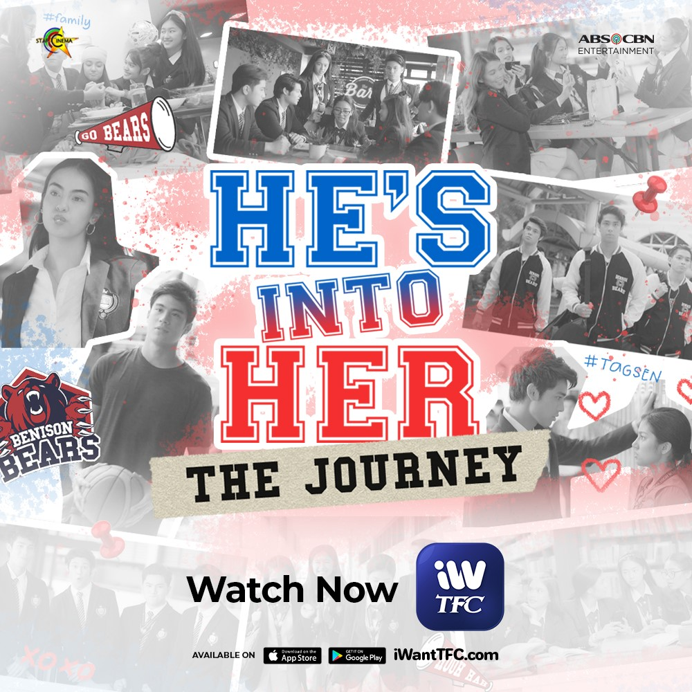 He's Into Her The Journey is streaming for free on iWantTFC