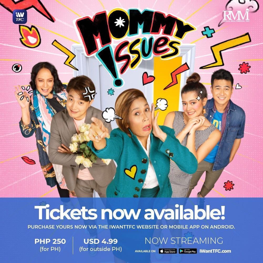 Mommy Issues   Tickets now available