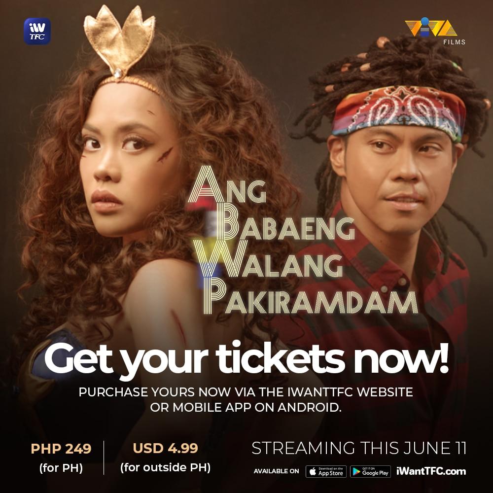 Ang Babaeng Walang Pakiramdam streaming on iWantTFC on June 11