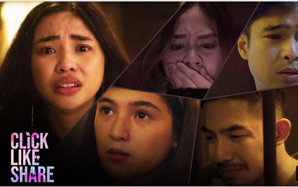 Click, Like, Share starring Janella Salvador, Barbie Imperial, Jerome Ponce, Tony Labrusca, and Maymay Entrata (1)