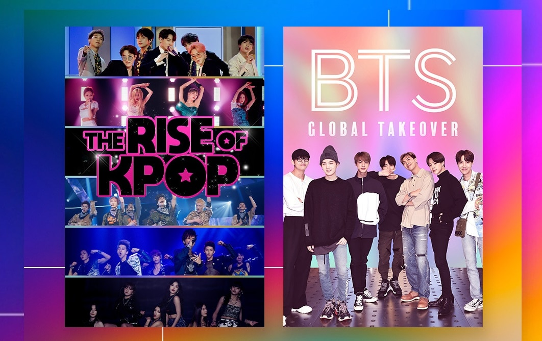 """""""BTS: Global Takeover,"""" """"The Rise of K-pop"""" premiere in PH on iWantTFC"""