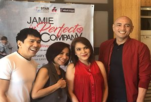 Jamie Rivera and The Company celebrate love feels in concert