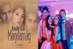 """Init sa Magdamag,"" Gold Squad show, and new ""MMK"" episodes to air on ABS-CBN platforms and A2Z channel"