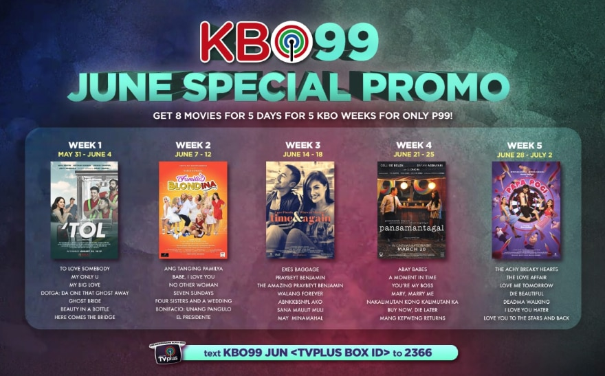 KBO offers KBO99 for Father's Day celebration this June