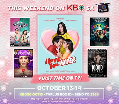 "JoshLia's latest movie ""I Love You, Hater"" premieres on KBO"