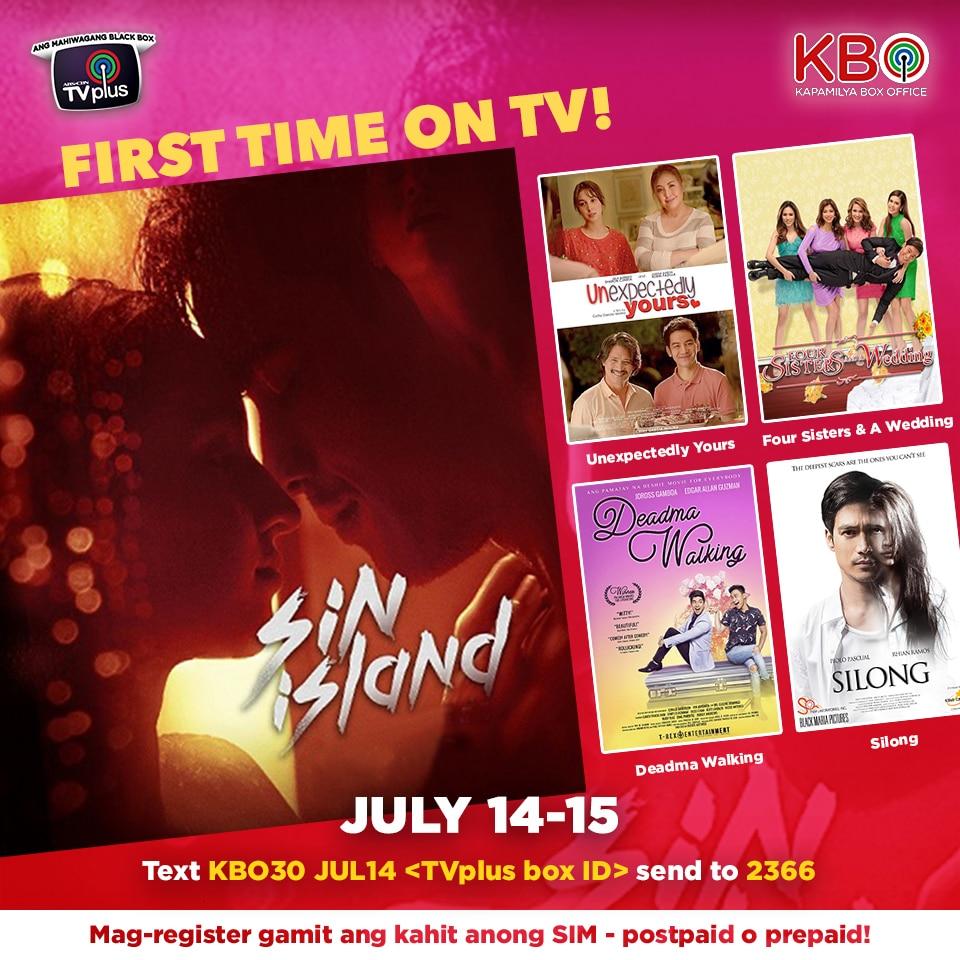 """KBO brings daring movie """"Sin Island"""""""