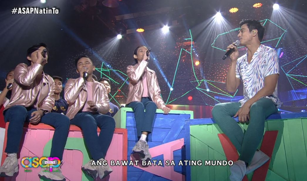 Piolo Pascual and the TNT Boys join in the fun with KCFI at ASAPNatinTo 3