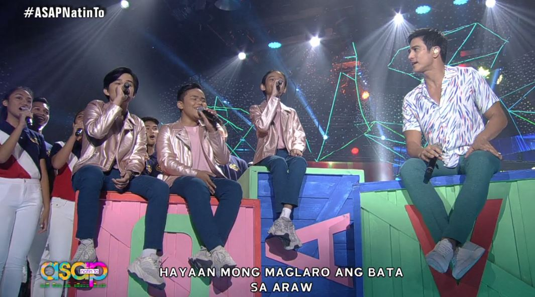 TNT Boys and Piolo Pascual for Knowledge Channel