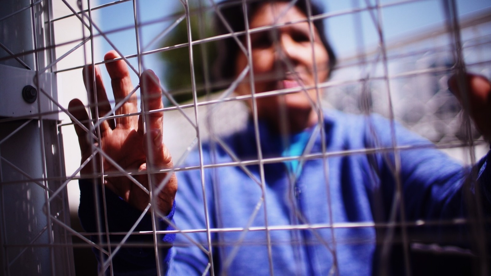 Nanay Fedelina talks about her life in captivity for the past 65 years
