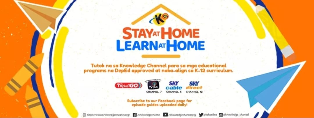 Kids at home continue to learn with Knowledge Channel