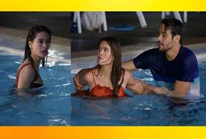 "Jealousy triggers catfight between Erich and Sofia in ""La Vida Lena"""